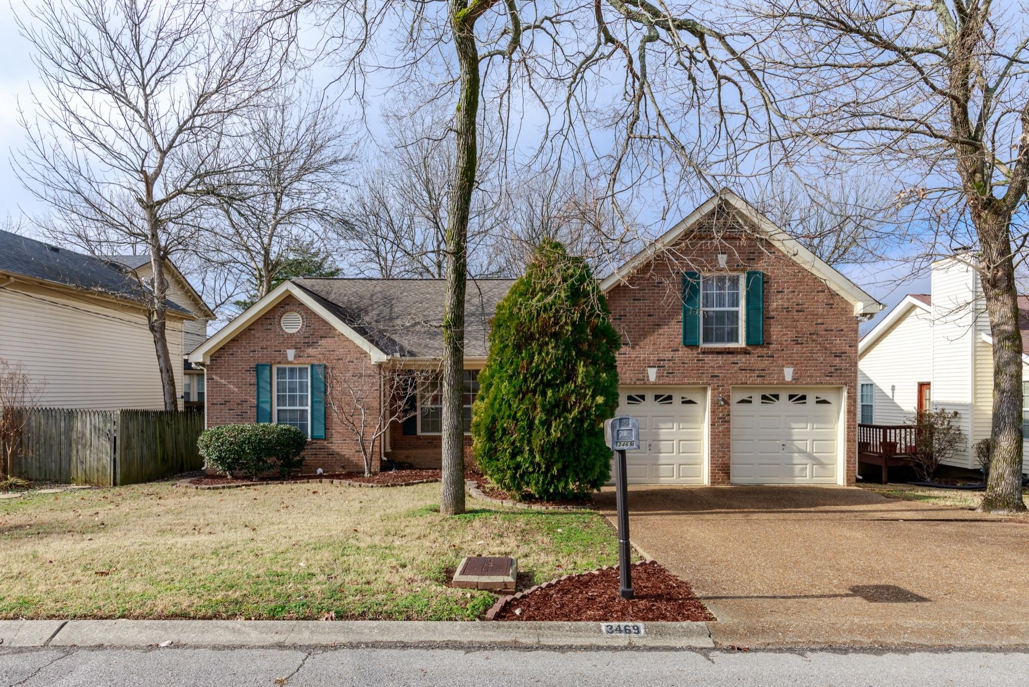 3469 Calais Cir, Nashville-Antioch in Davidson County, TN County, TN 37013 Home for Sale