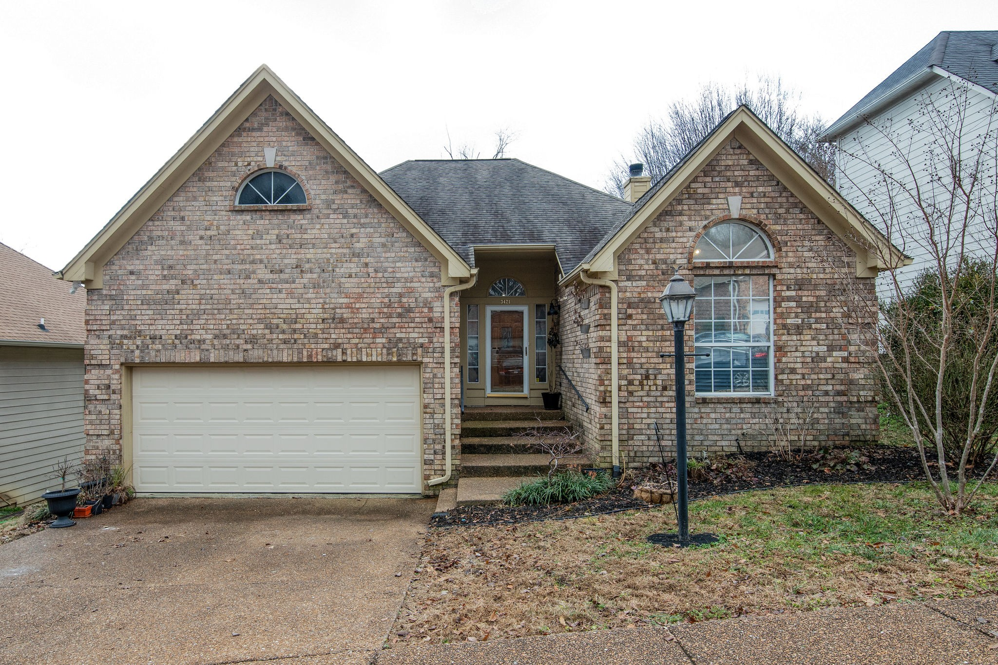 3421 Parkwood Ct, Hermitage in Davidson County, TN County, TN 37076 Home for Sale