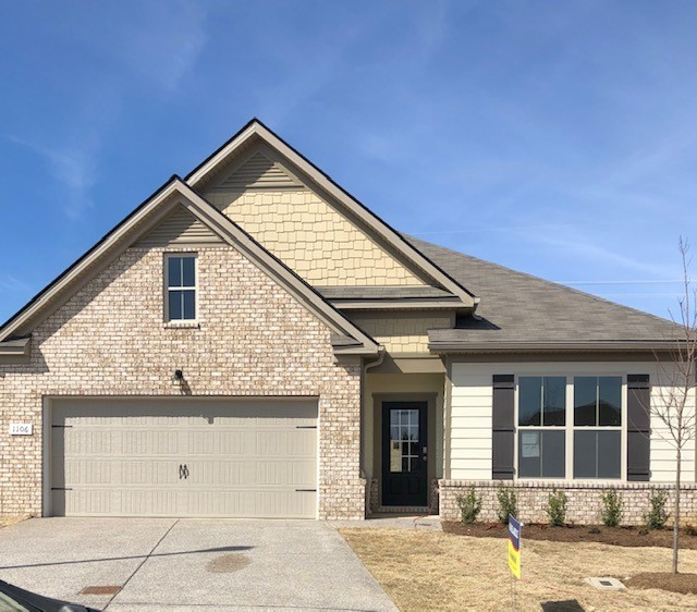 1106 Edgehill Court, Lot 381, Spring Hill in Maury County, TN County, TN 37174 Home for Sale