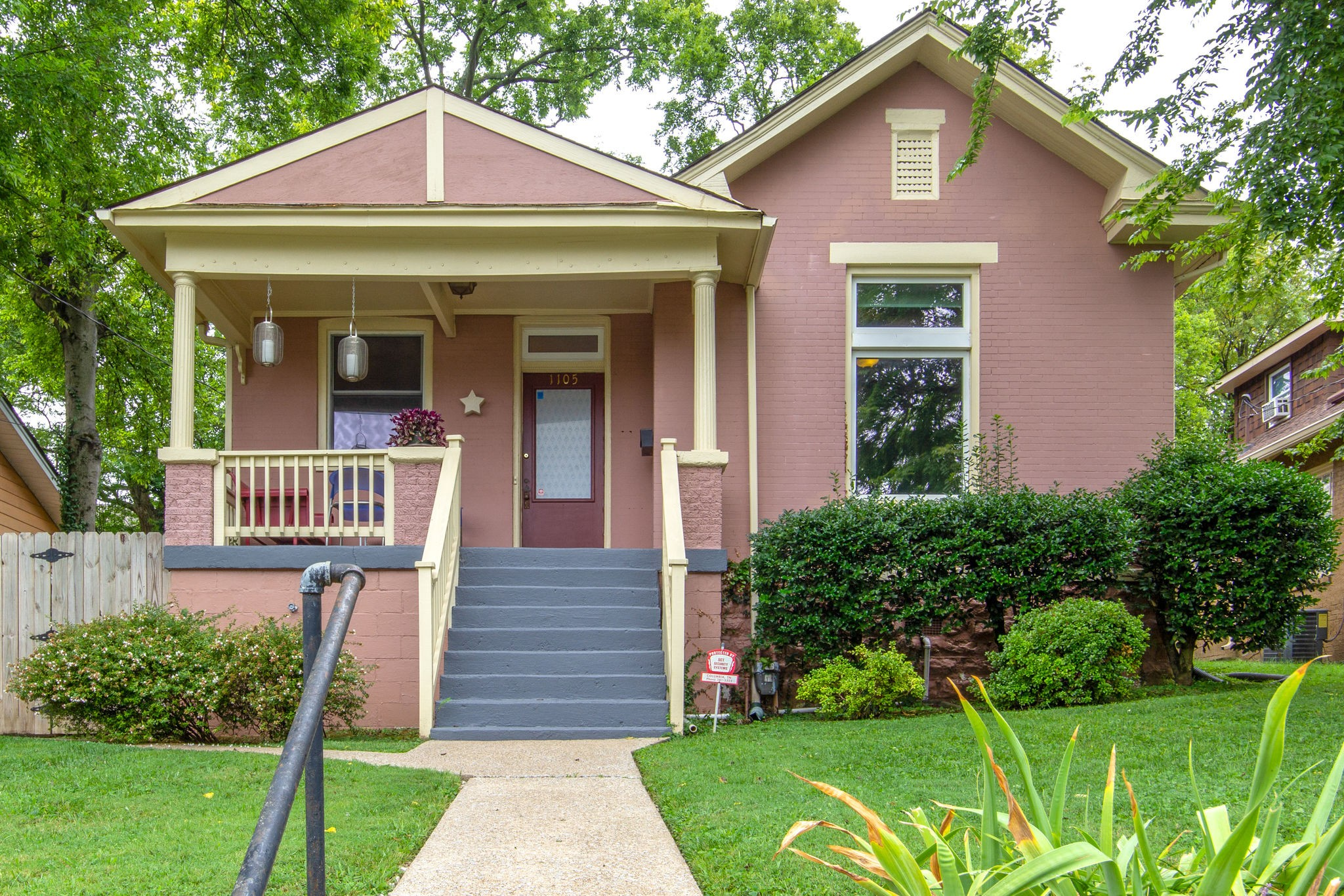 1105 Acklen Ave, Nashville - Midtown in Davidson County, TN County, TN 37203 Home for Sale