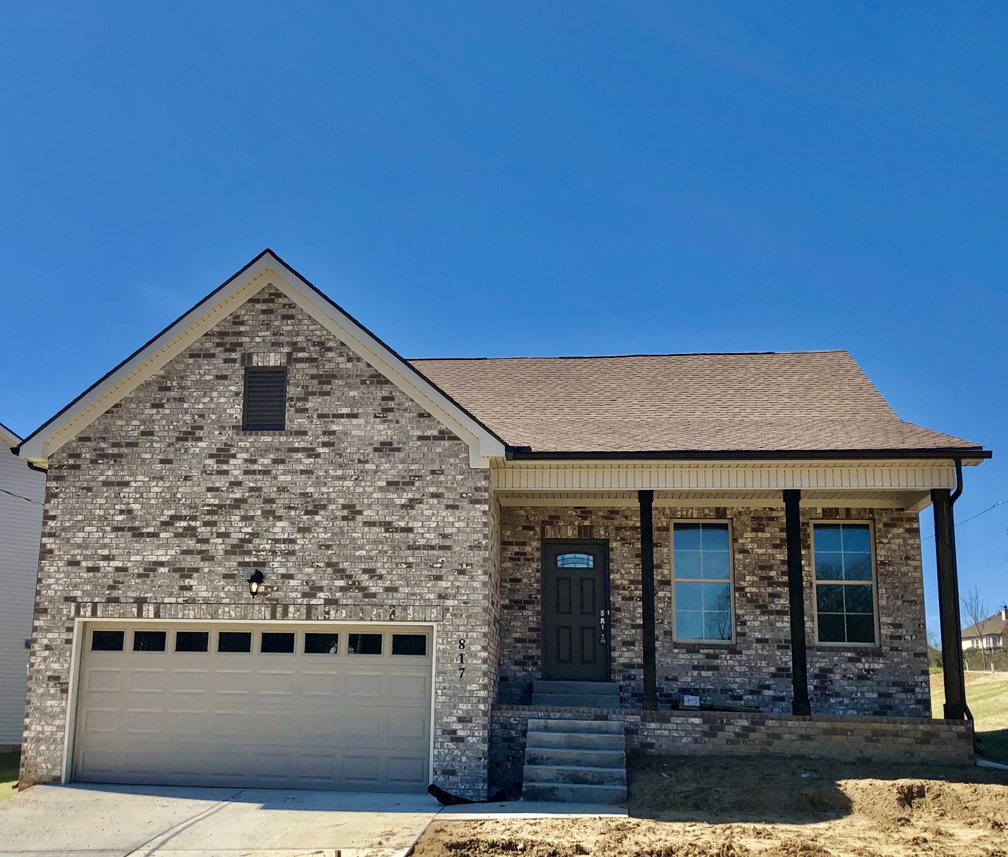 817 Bridge Creek Lane #162, Nashville-Antioch in Davidson County, TN County, TN 37013 Home for Sale