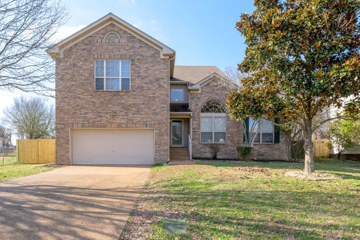 3505 Thornehill Dr, Nashville-Antioch in Davidson County, TN County, TN 37013 Home for Sale