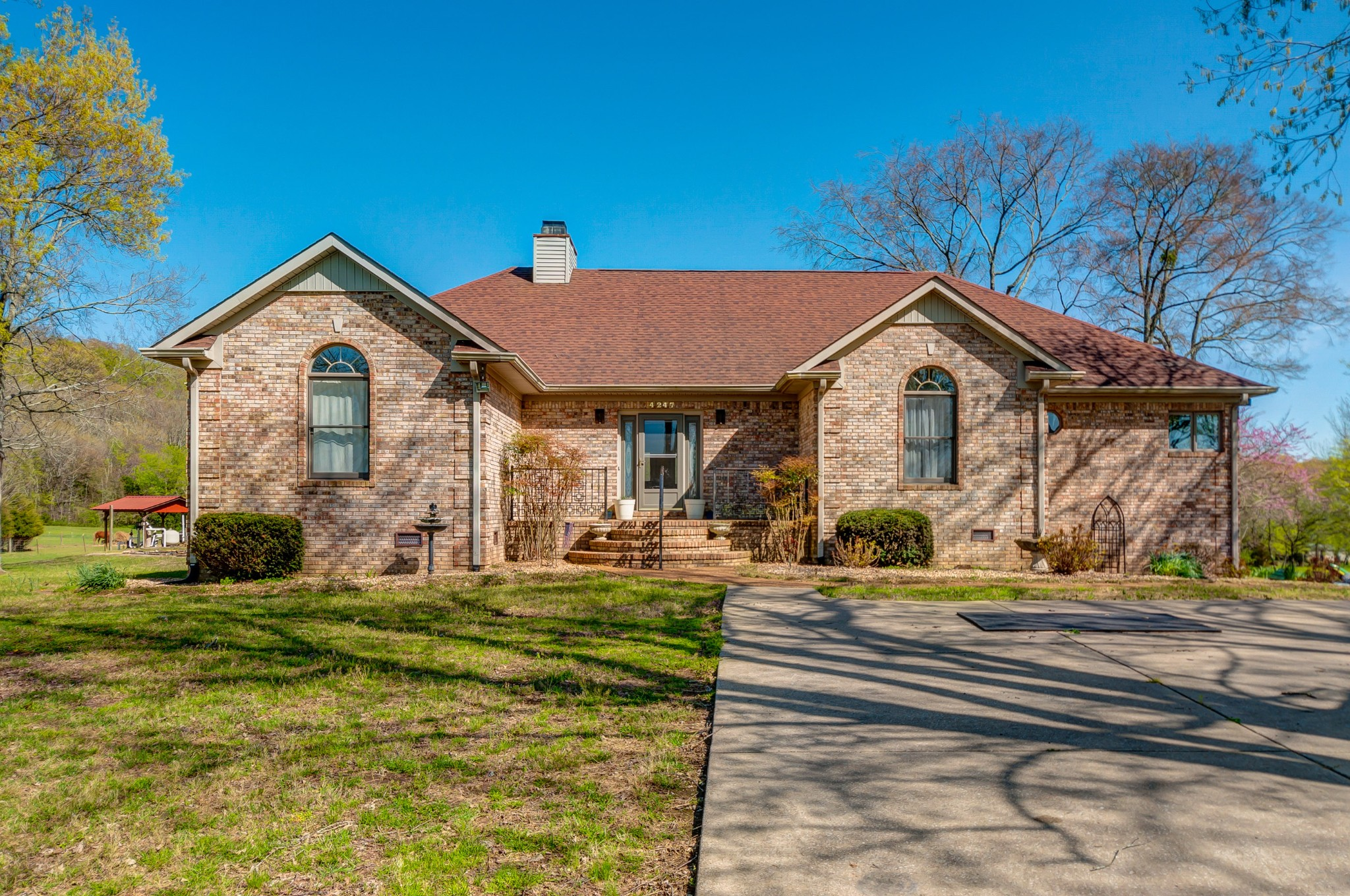 4247 Trousdale Ln, Columbia in Maury County, TN County, TN 38401 Home for Sale