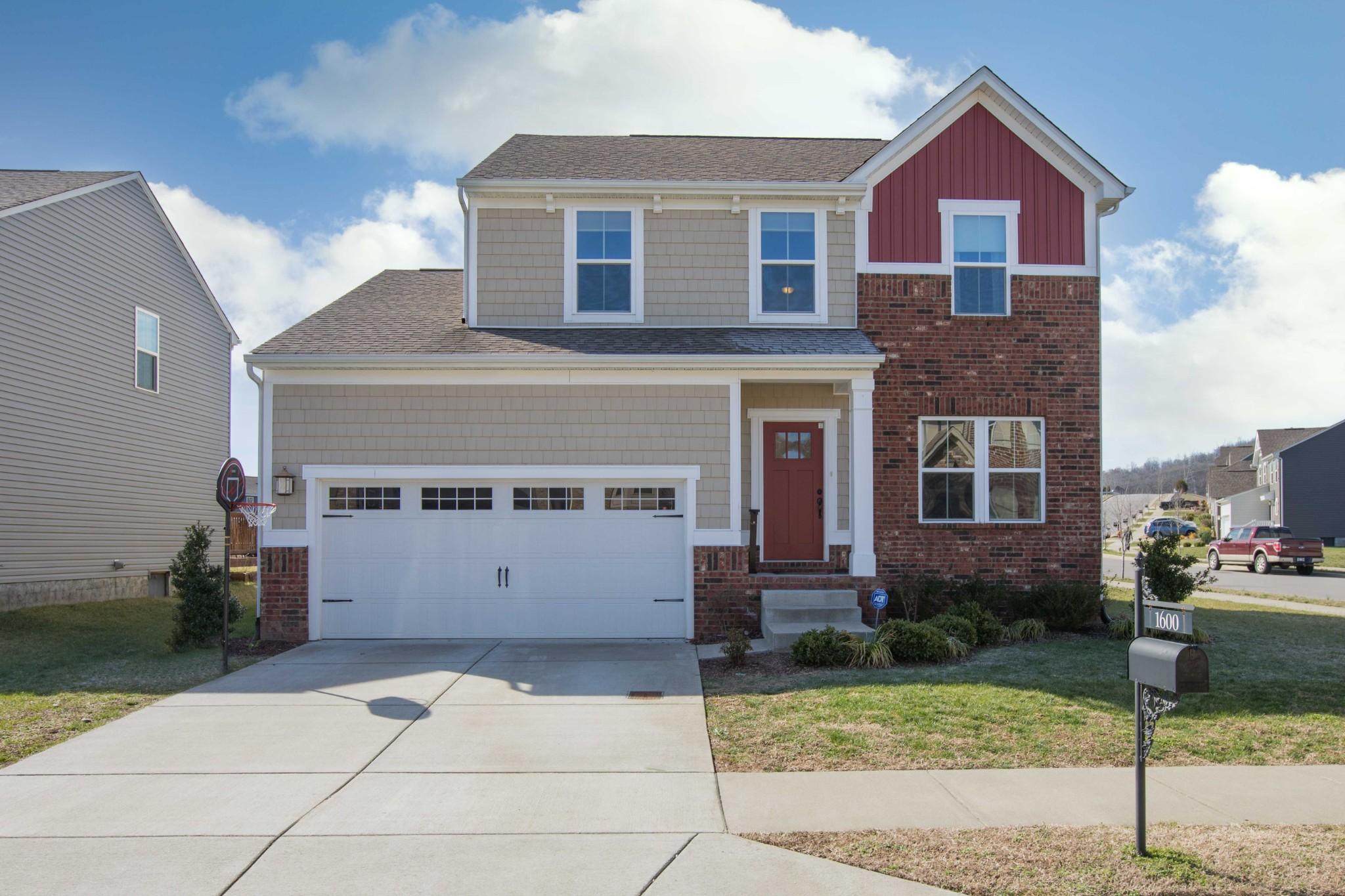 1600 Brockton Ln, Bellevue in Davidson County, TN County, TN 37221 Home for Sale