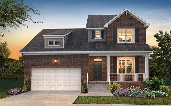 3105 Bromley Way Lot 103, Nashville-Antioch, Tennessee