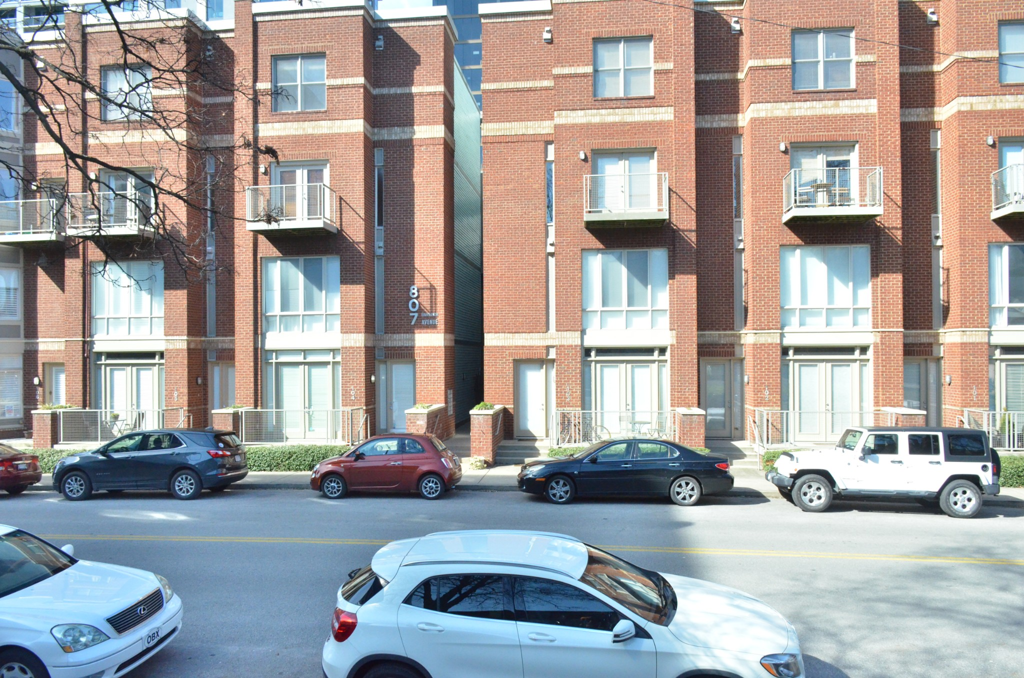 One of Nashville - Midtown 1 Bedroom Homes for Sale at 807 18th Ave, S