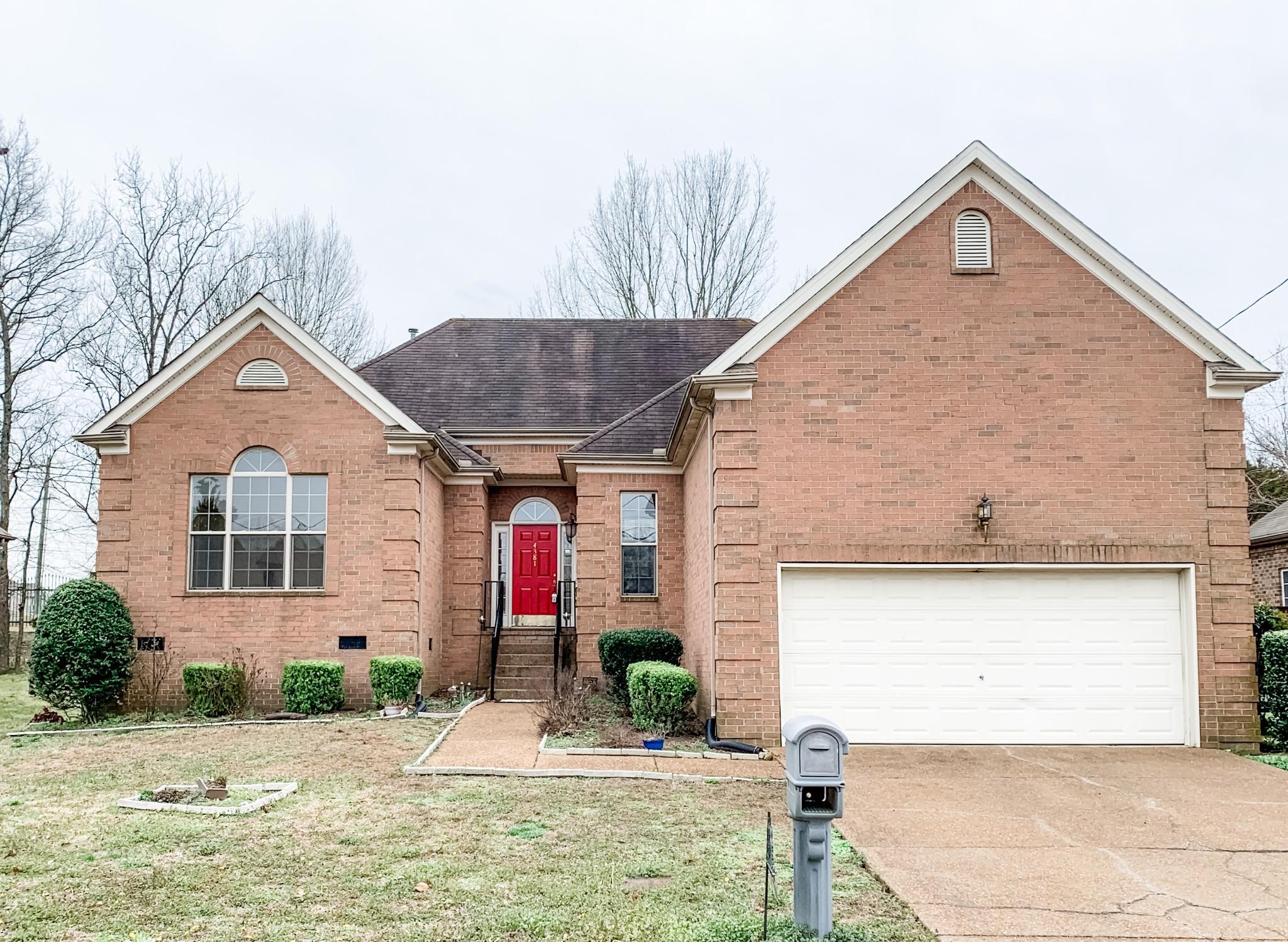 4381 Cambridge Dr, Nashville-Antioch, Tennessee
