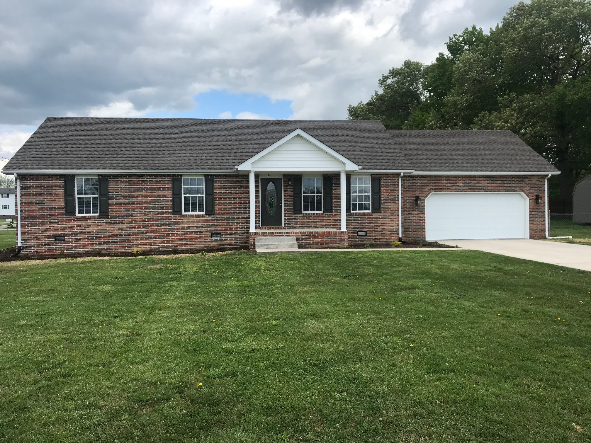 248 Shed RD, Manchester, Tennessee