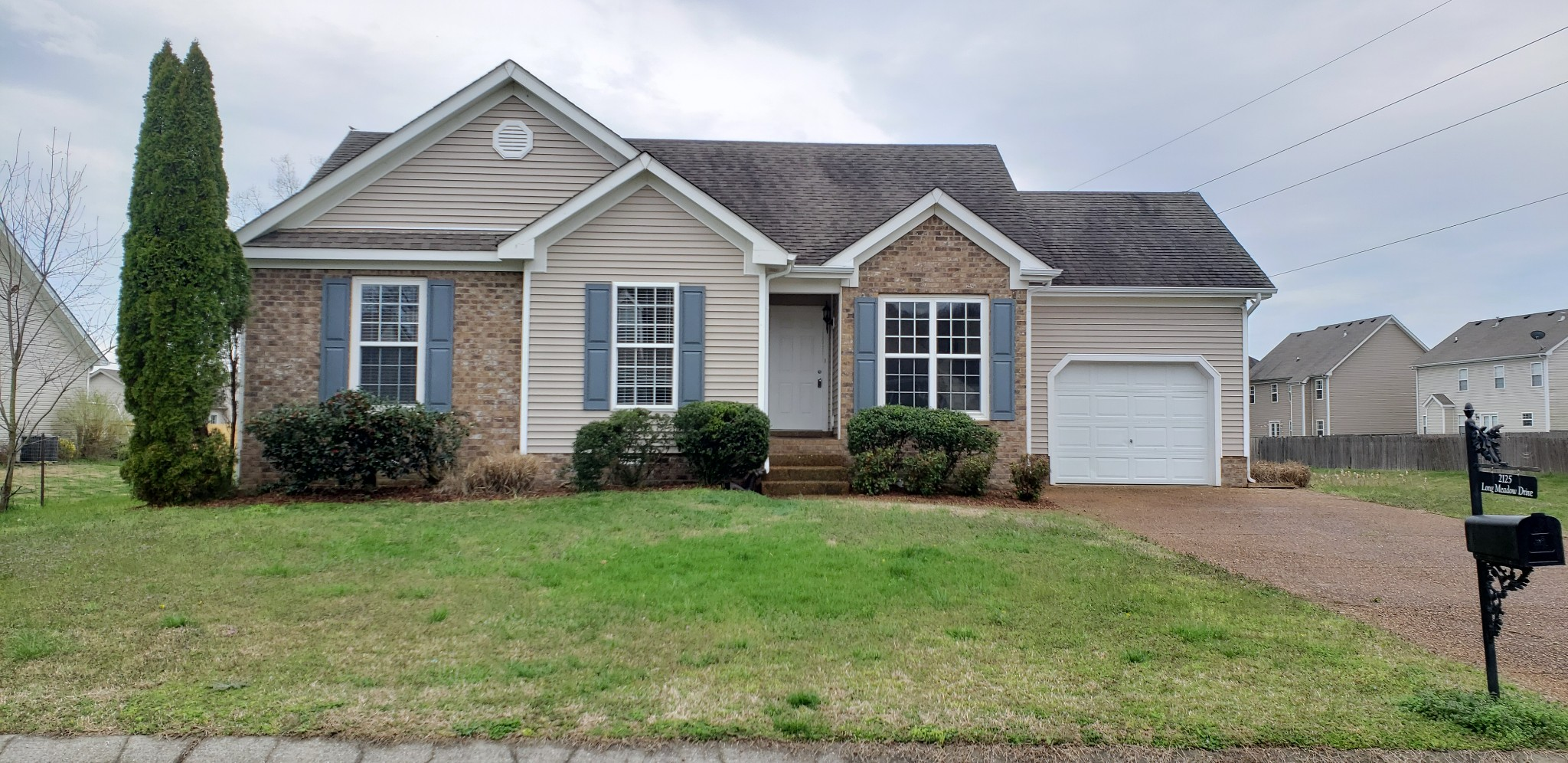 2125 Long Meadow Dr, Spring Hill in Williamson County, T County, TN 37174 Home for Sale