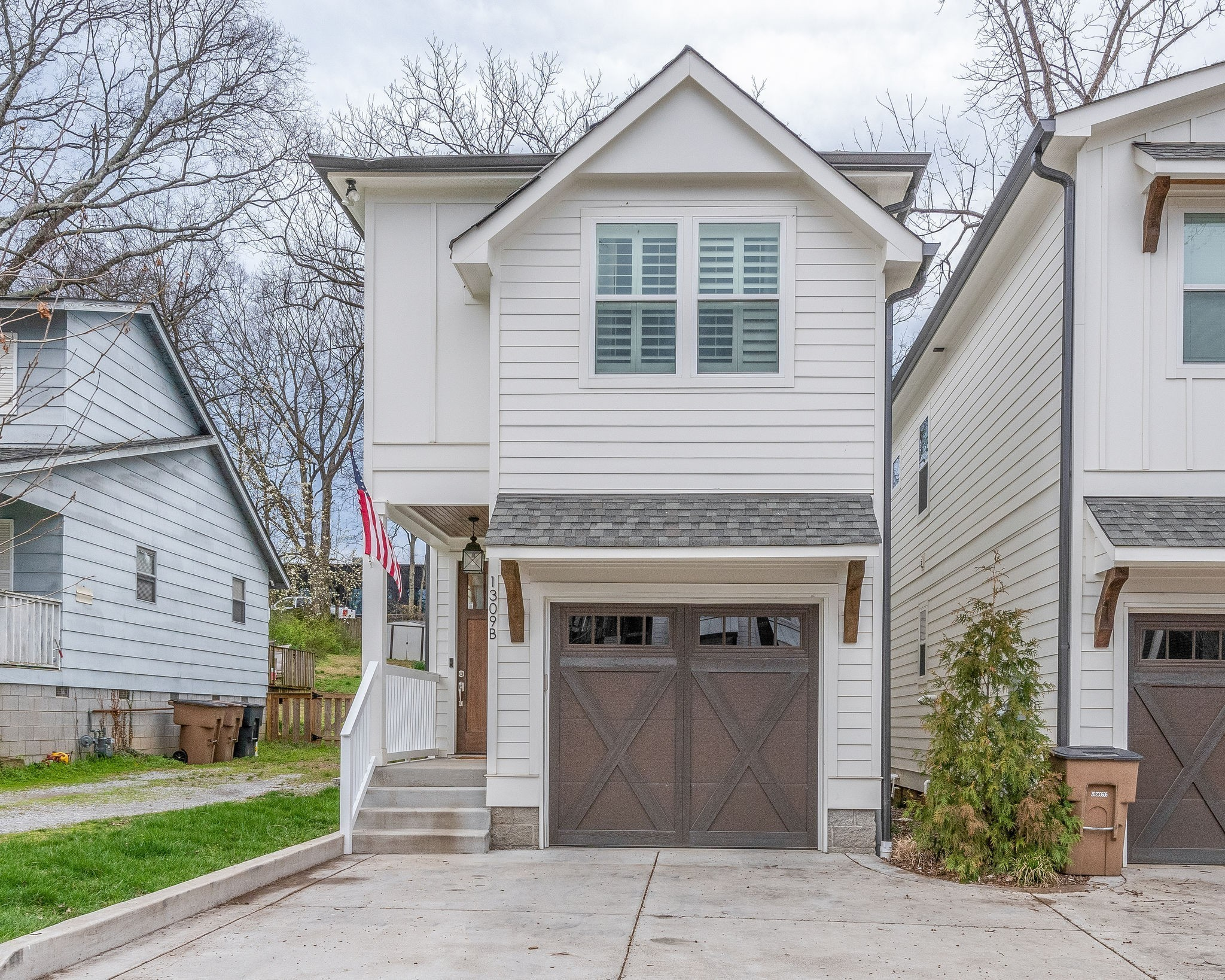 1309B Pillow Street, Nashville - Midtown in Davidson County, TN County, TN 37203 Home for Sale