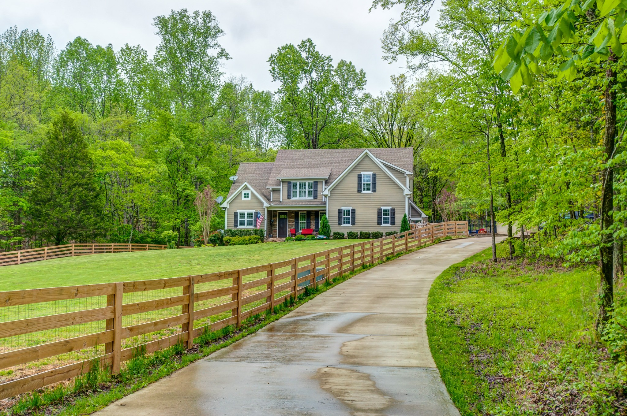4864 Ash Hill Rd, Spring Hill, Tennessee 3 Bedroom as one of Homes & Land Real Estate