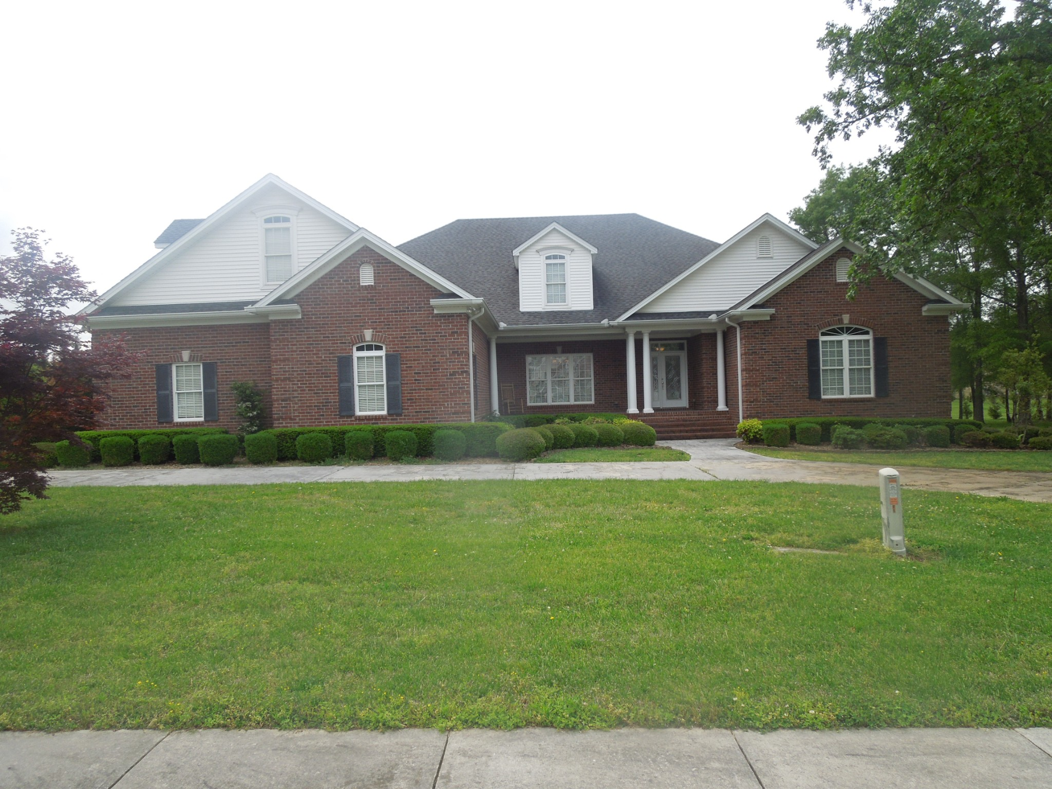 107 Heritage Cir, Manchester, Tennessee 4 Bedroom as one of Homes & Land Real Estate