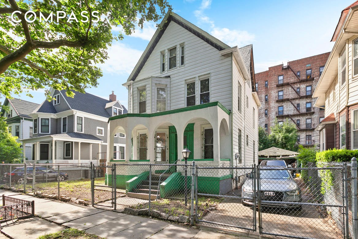 246 Fenimore Street, one of homes for sale in Brooklyn-Lefferts Gardens and Brownsville