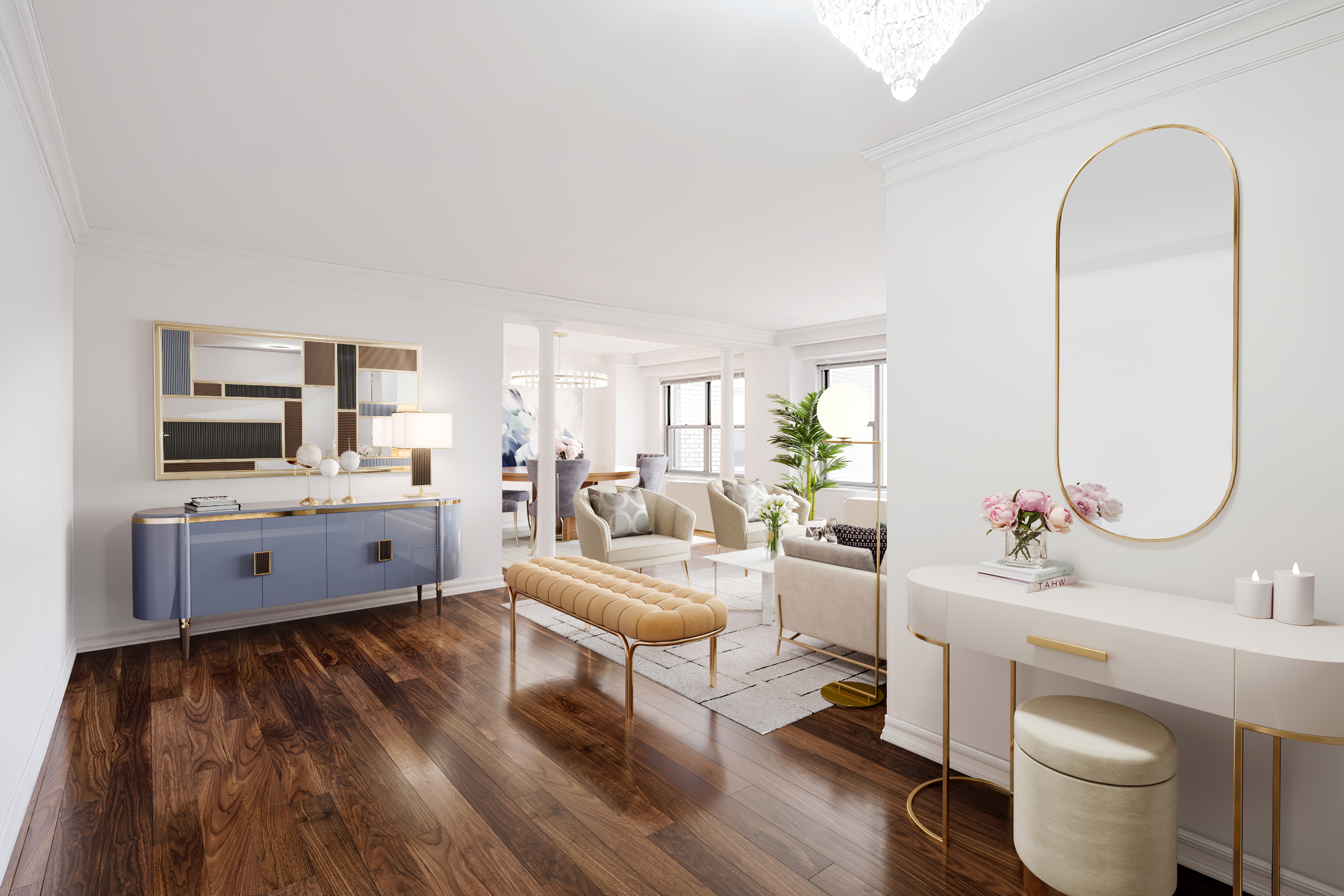 primary photo for 400 East 56th Street 21-E, New York, NY 10022, US