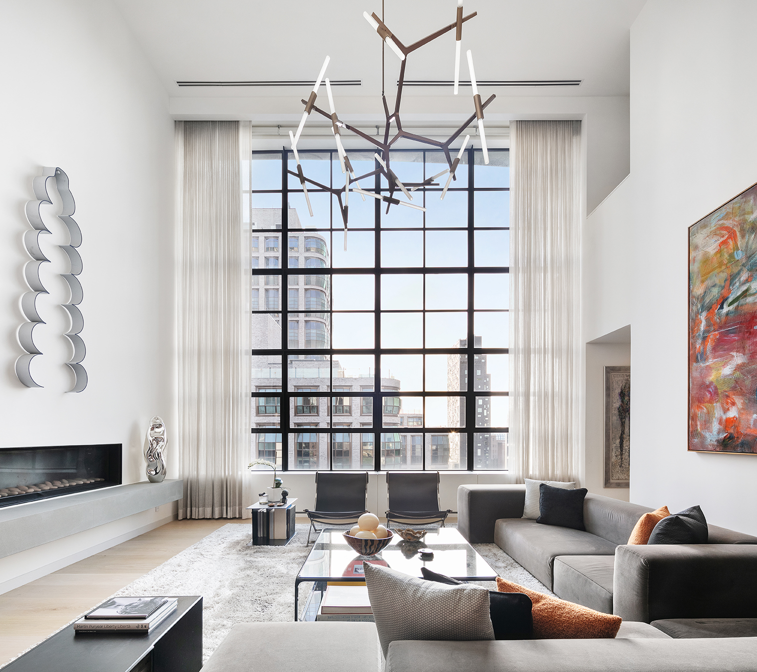 primary photo for 456 West 19th Street PH-J, New York, NY 10011, US