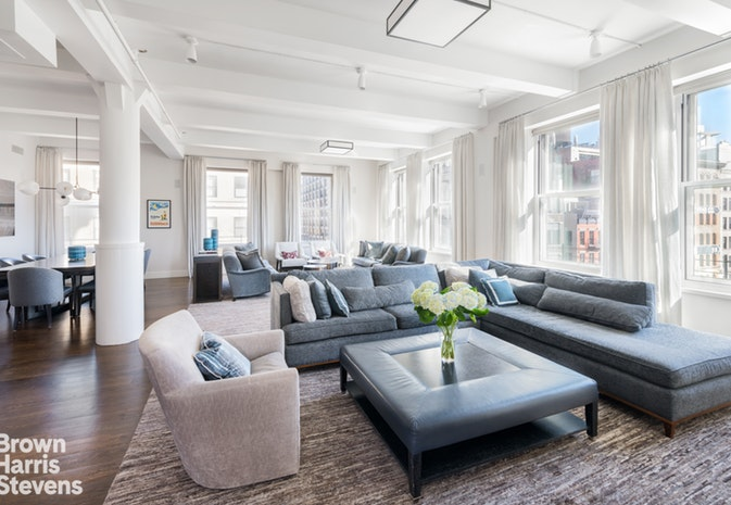 One of Greenwich Village 3 Bedroom Homes for Sale at 161 Hudson Street