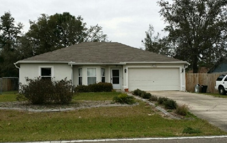 One of Spring Hill 3 Bedroom Short Sale Homes for Sale