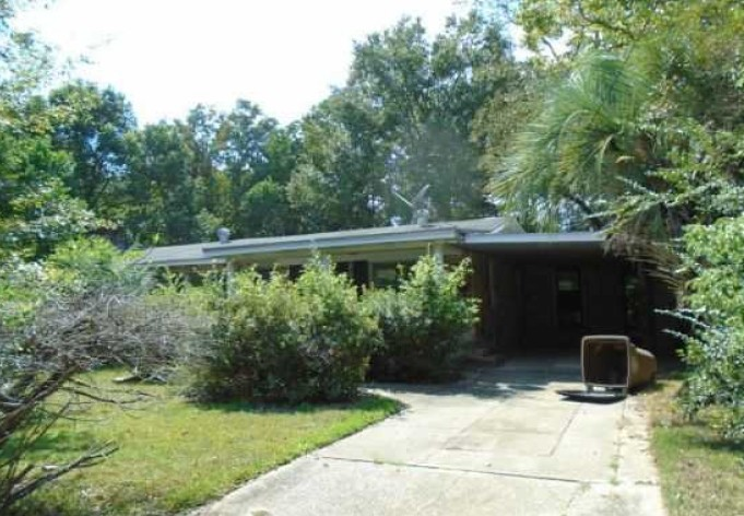 4006 BERNHARDT DR, Mobile in  County, AL 36605 Home for Sale