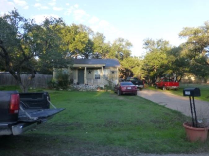 17300 E DARLEEN DRIVE, Crystal Falls in  County, TX 78641 Home for Sale