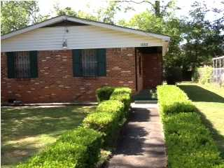 1852 Andrews St, Mobile, AL 36617