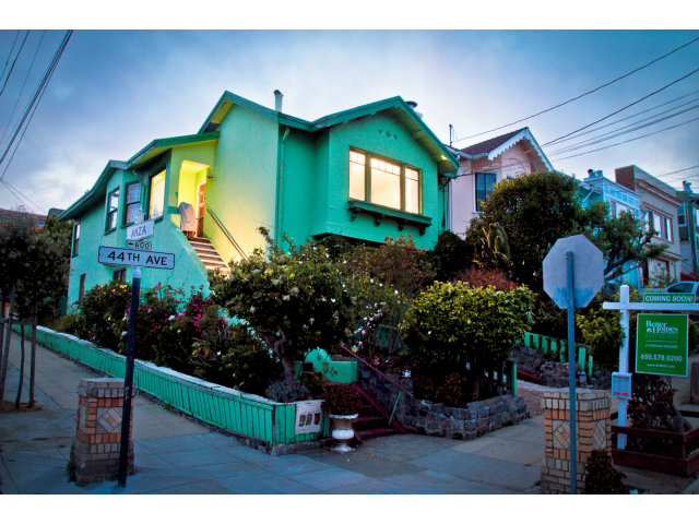 595 44th Ave, San Francisco, CA 94121