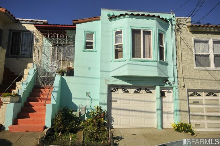 158 Howth St, San Francisco, CA 94112