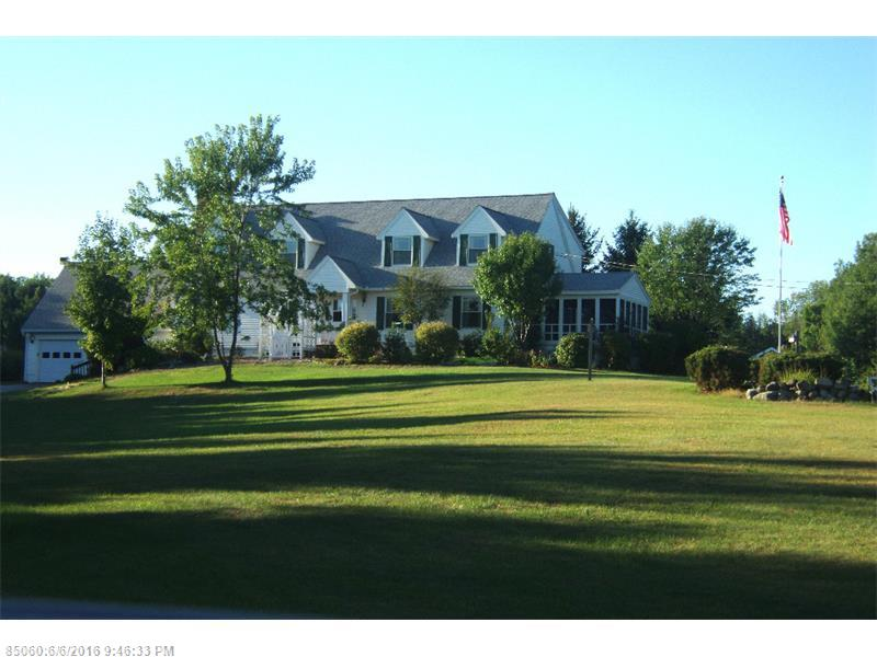 116 Point Rd, Acton, ME 04001
