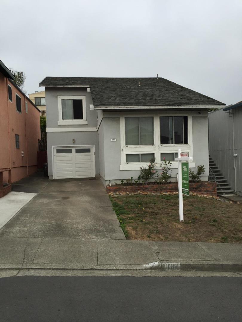 134 Marbly Ave, Daly City, CA 94015