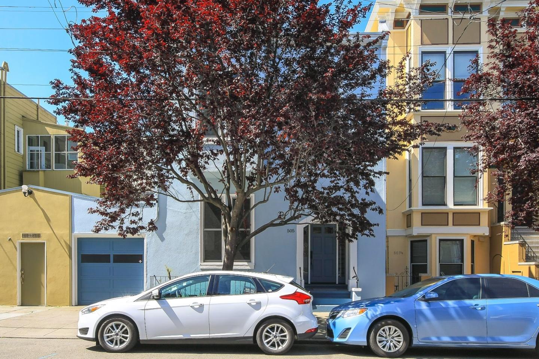 505 Lyon St, San Francisco, CA 94117