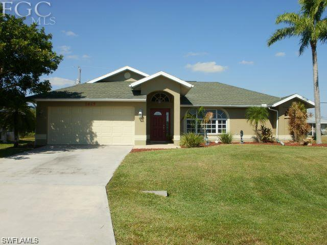 1625 Sw 43rd St, Cape Coral, FL 33914