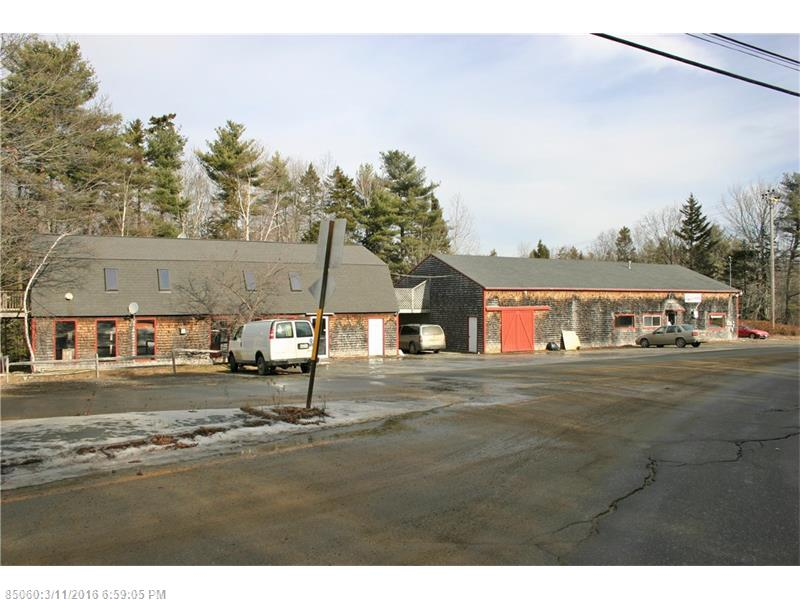 400 Wiscasset Rd, Boothbay, ME 04537