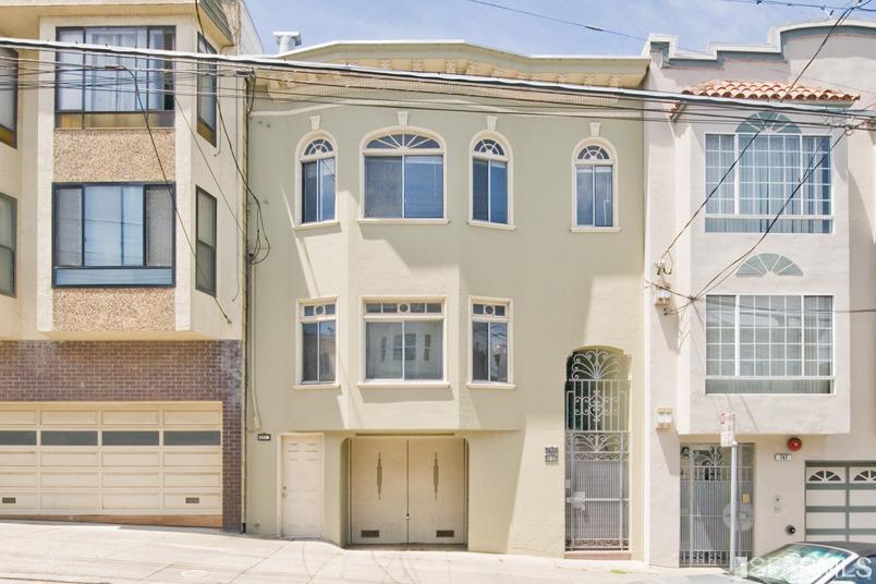 749 19th Ave, San Francisco, CA 94121
