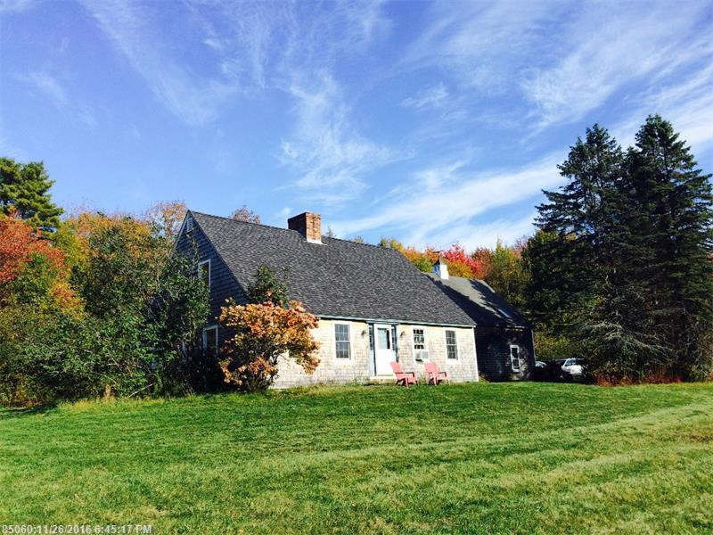 391 Hatchet Mountain Rd, Hope, ME 04847