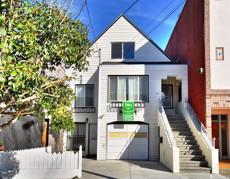 416 12th Ave, San Francisco, CA 94118