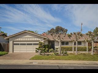 1831 Bahia St, San Mateo, CA 94403