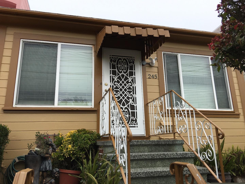 245 Willits St, Daly City, CA 94014