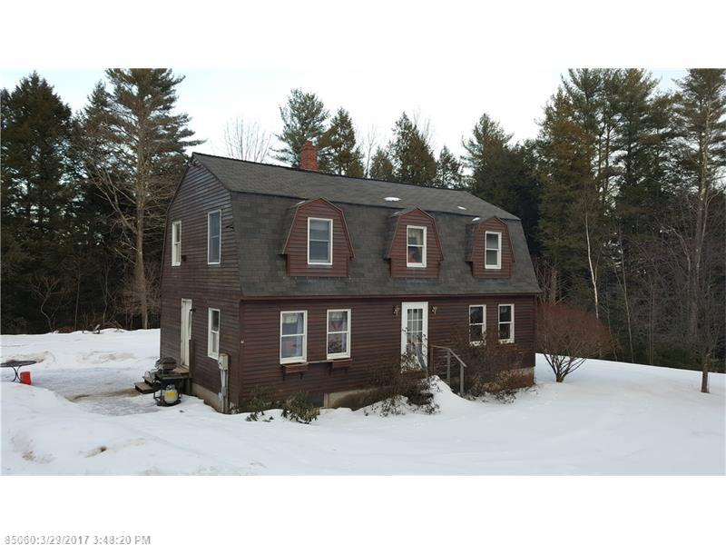 288 Rowe Station Rd, New Gloucester, ME 04260