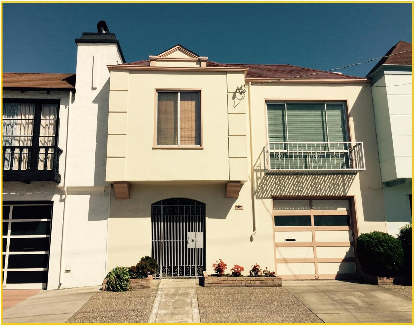 2764 35th Ave, San Francisco, CA 94116