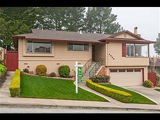 1355 Tuolumne Rd, Millbrae, CA 94030