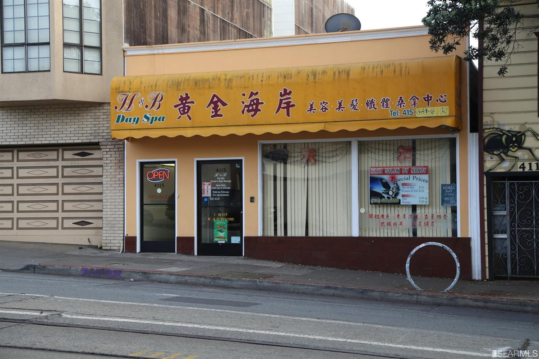 4115 Judah St, San Francisco, CA 94122