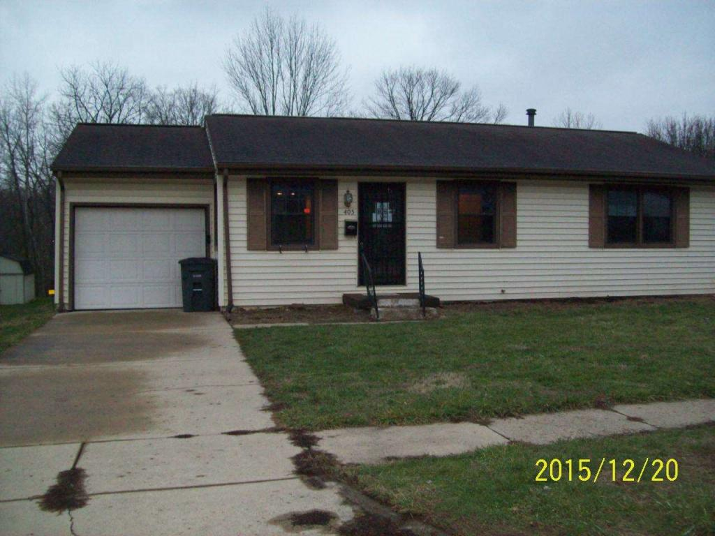 405 Canyon Pkwy, Connersville, IN 47331