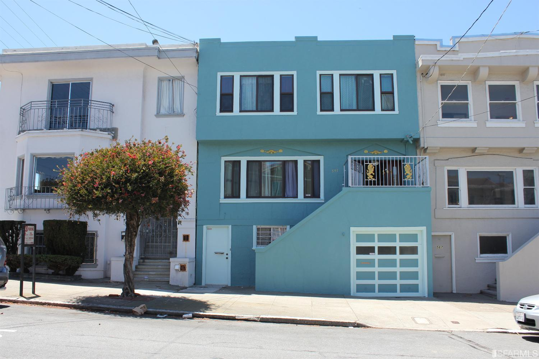 591 18th Ave, San Francisco, CA 94121