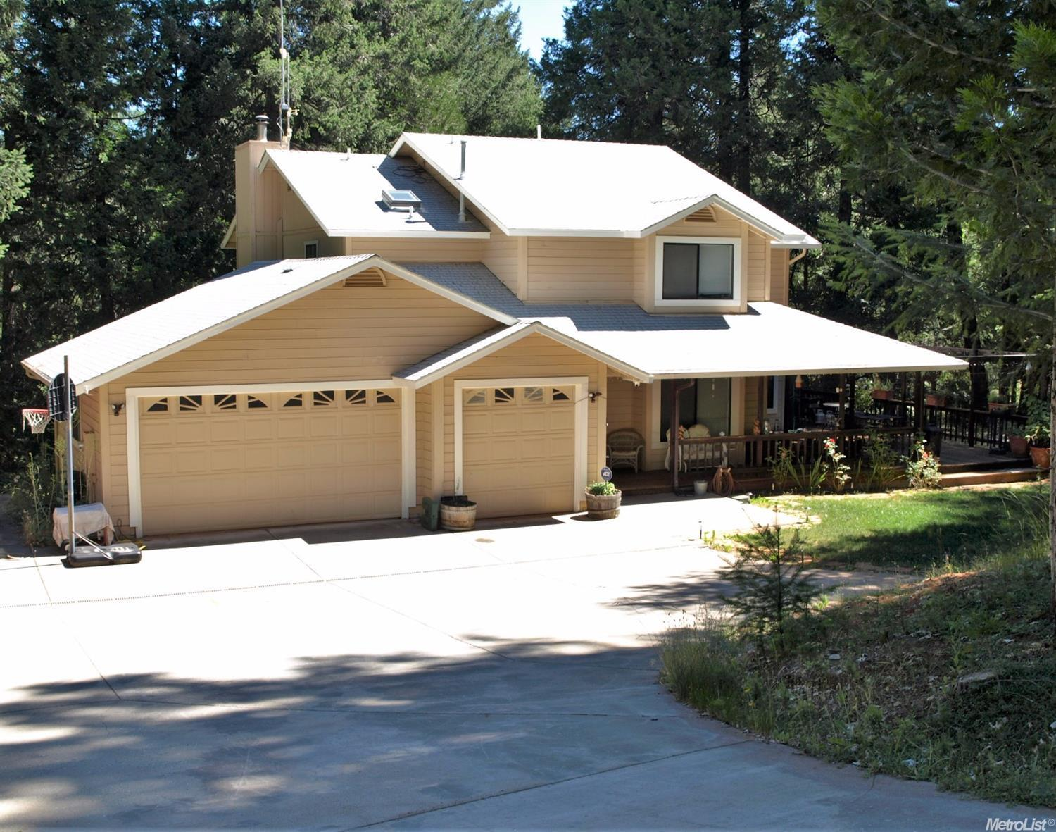 4455 Ebberts Ranch Rd, Foresthill, CA 95631