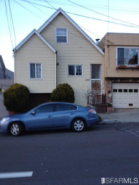 280 Sagamore St, San Francisco, CA 94112