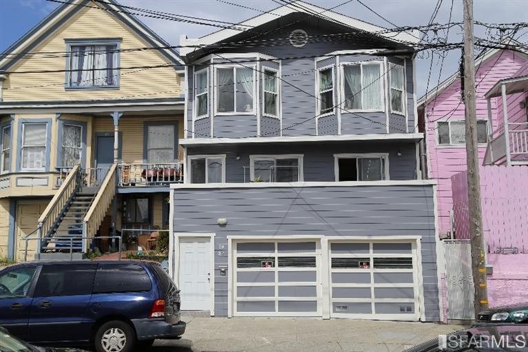 80-82 Exeter St, San Francisco, CA 94124