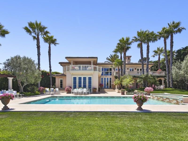 European-style Villa