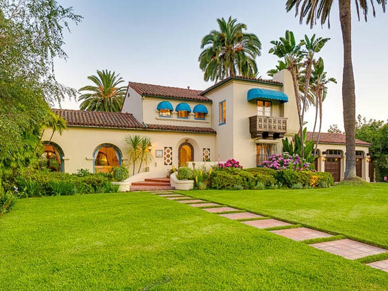 Stunning Spanish Colonial