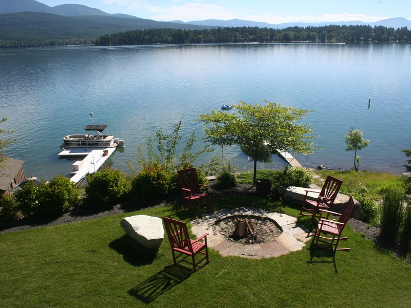 Whitefish Lake Home