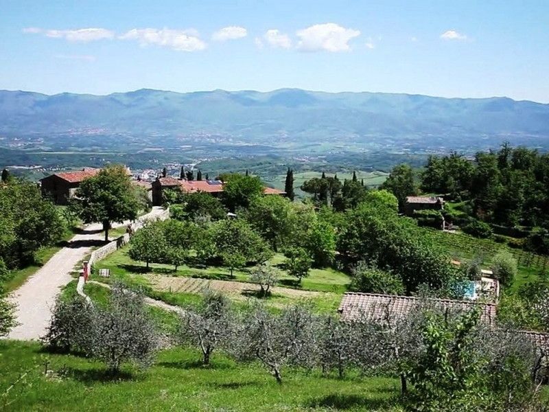 Country estate in Chianti