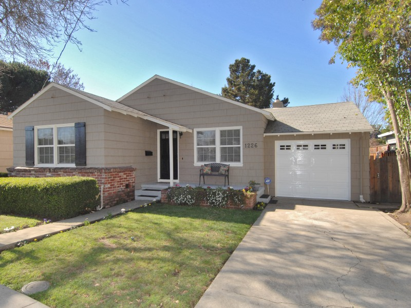 1226 Hudson St, Redwood City, CA 94061